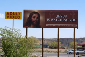 Jesus-Watching